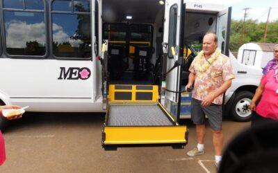 New Buses – Molokai