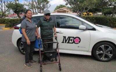 Molokai Electric Vehicle to Dialysis