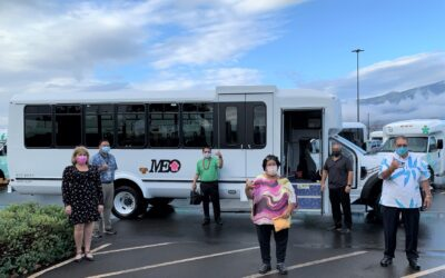 New MEO buses blessed