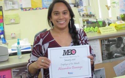 Congratulations Alexandria Domingo