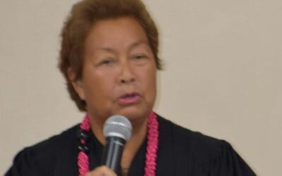Retired Judge Loo installs MEO Board of Directors for 2021-22