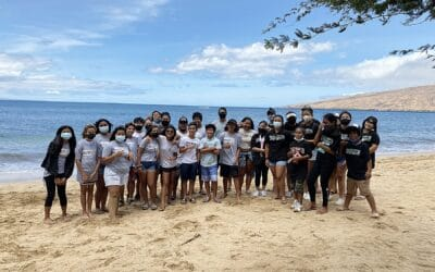 Sugar Beach gets a cleaning by MEO, BBBS, Monkeypod restaurant