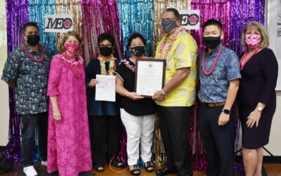 MEO Gala Honors Mayor Michael Victorino