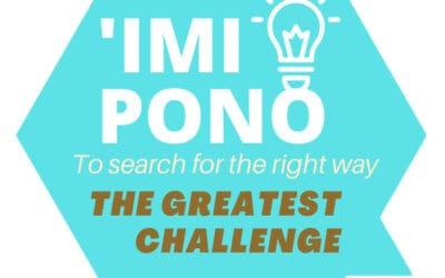 Finalists for 2021 'Imi Pono media contest announced