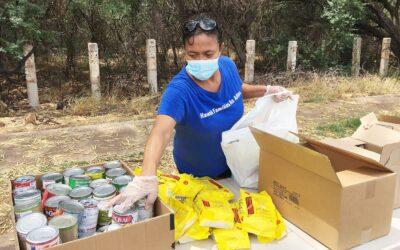 2,000 pounds of food distributed on Molokai